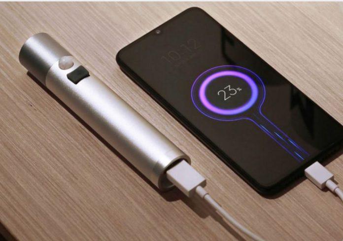 Xiaomi фонарик Nextool
