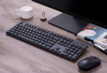 Комплект Xiaomi из мышки и клавиатуры