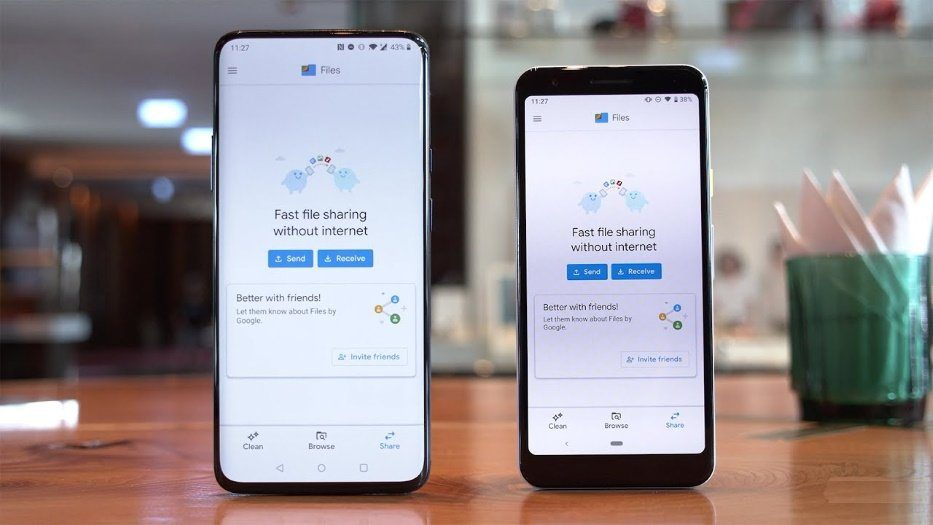 Airdrop для Android