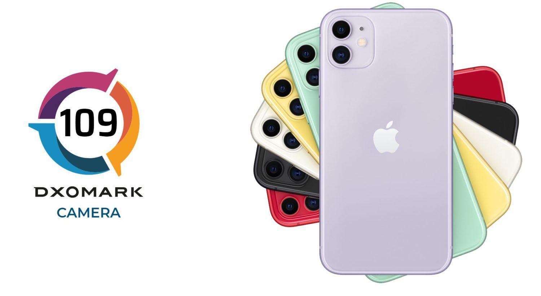 DxoMark для iPhone 11