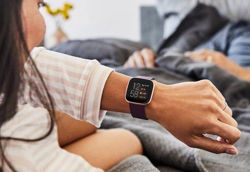 Часы Fitbit помогут отследить грипп