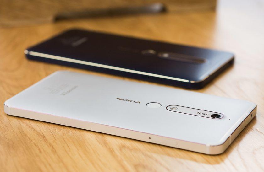 Глобальное поступление Android 10 на Nokia 6.1 началось