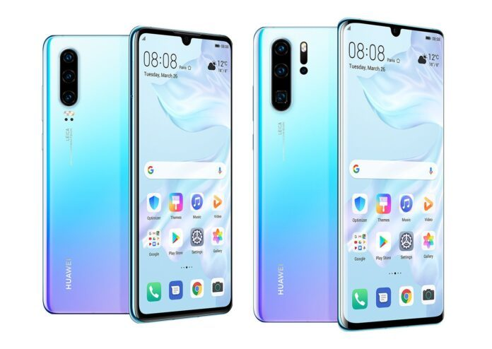Huawei сместил Apple со второй строчки на рынке смартфонов