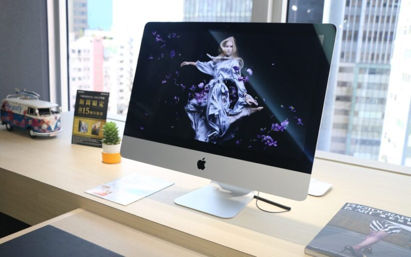 Патент с новым iMac замечен в сети