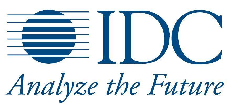 лого_прогноз аналитической компании IDC на 2023 год касаемо вторичного рынка смартфонов