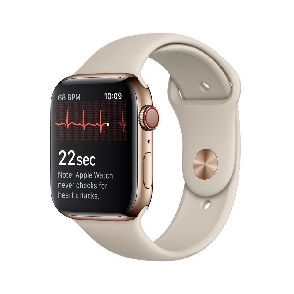 На Apple подали иск за кражу технологий, которые они применили в умных часах Apple Watch 4 и 5 серии 1