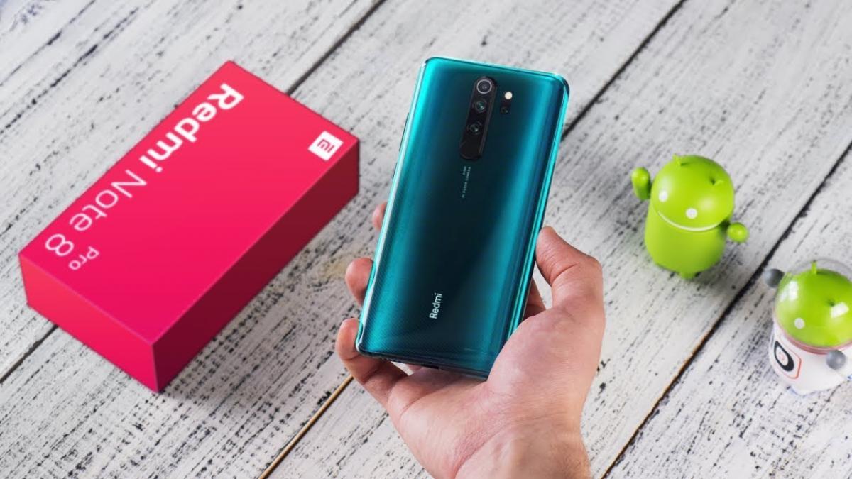 На Redmi Note 8 Pro поступает обновленная MIUI 11
