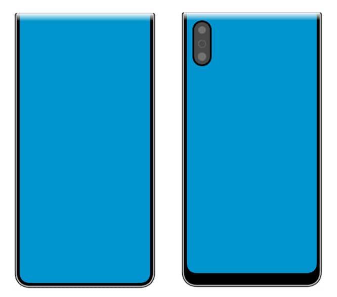 Опубликовали патентные изображения новых смартфонов Xiaomi с гибким экраном 2