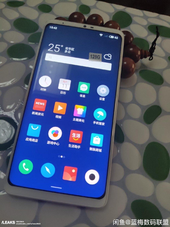 Реальные фото Meizu Zero - смартфон по-прежнему разрабатывается 2