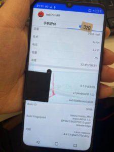 Реальные фотографии прототипа Meizu M9 попали в сеть - тыльная сторона 3