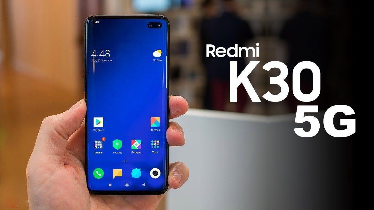 Redmi K30 5G получит частоту 144 Гц