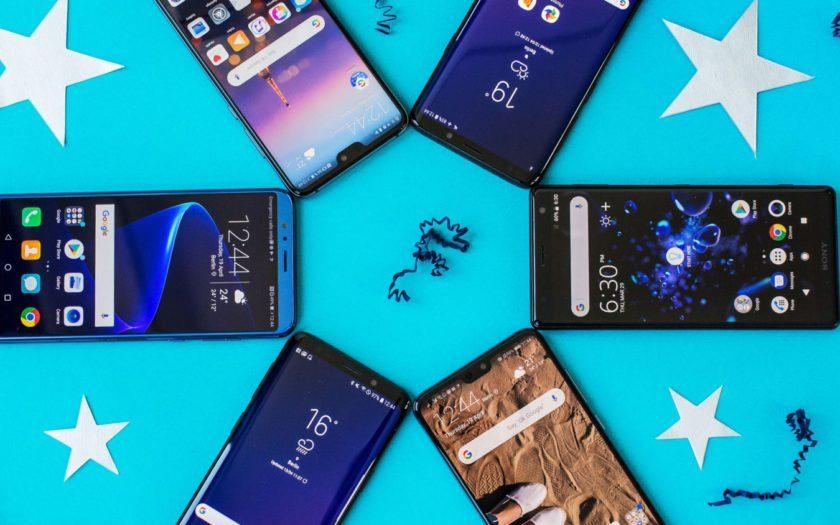 рейтинг самых производительных смартфонов 2019 года по китайскому бенчмарку Master Lu