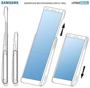 Samsung вскоре представить новые варианты раздвижных смартфонов