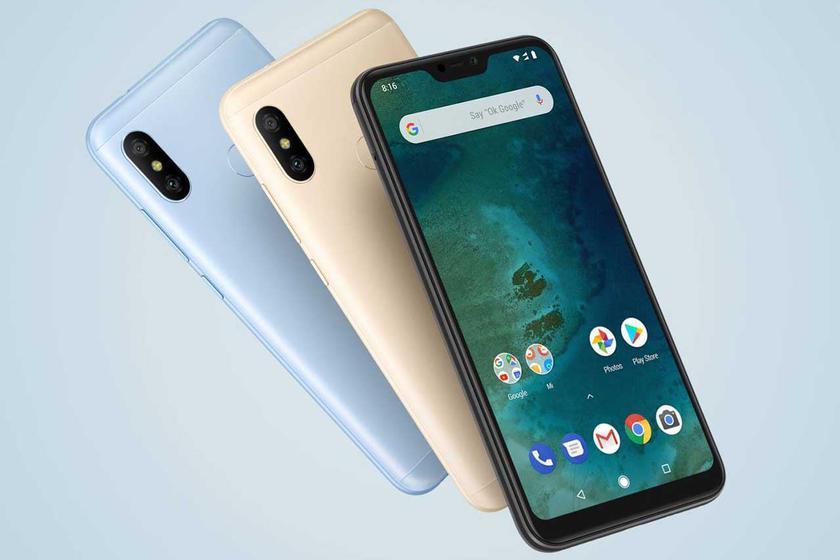 Смартфонам Xiaomi Mi A1 и Mi A2 Lite не поступит ОС Android 10