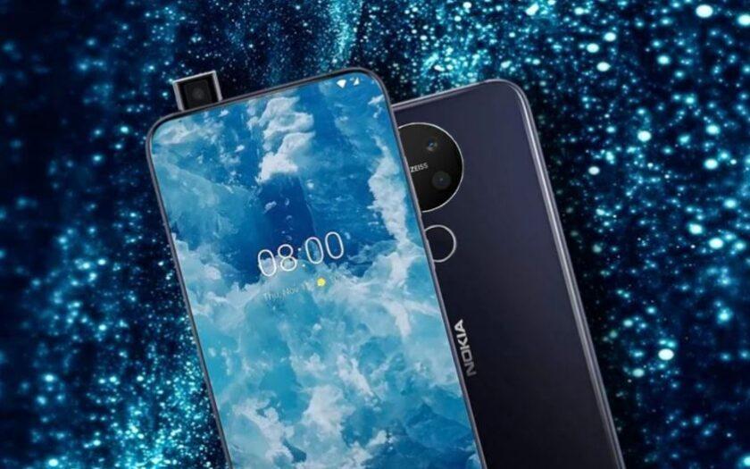 Стали известны цена и характеристики Nokia 8.2 5G