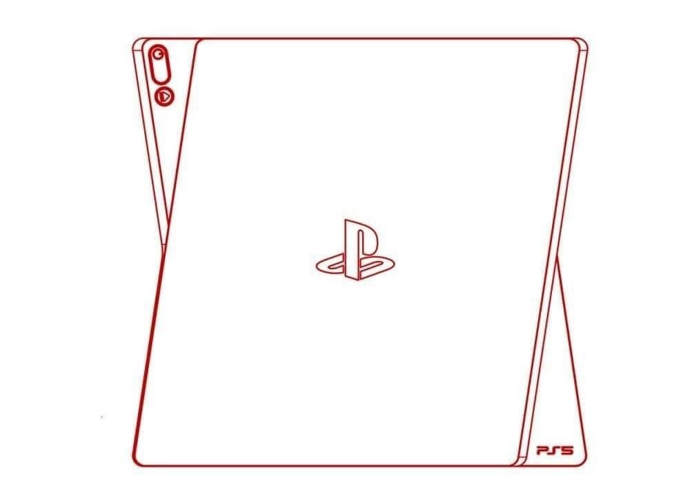 В сети распространили дизайн PlayStation 5 который может стать финальным 2
