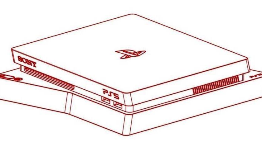 В сети распространили дизайн PlayStation 5 который может стать финальным