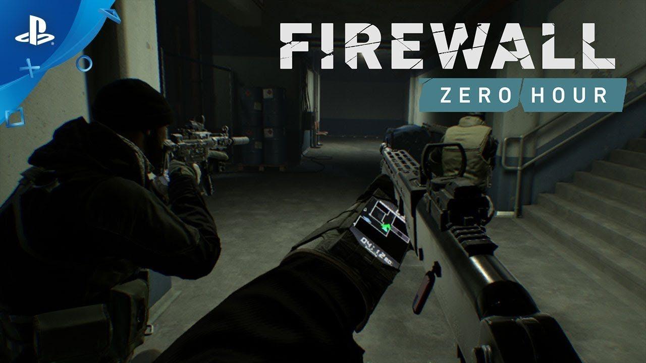 VR-шутер Firewall Zero Hour стал бесплатным на PlayStation 4