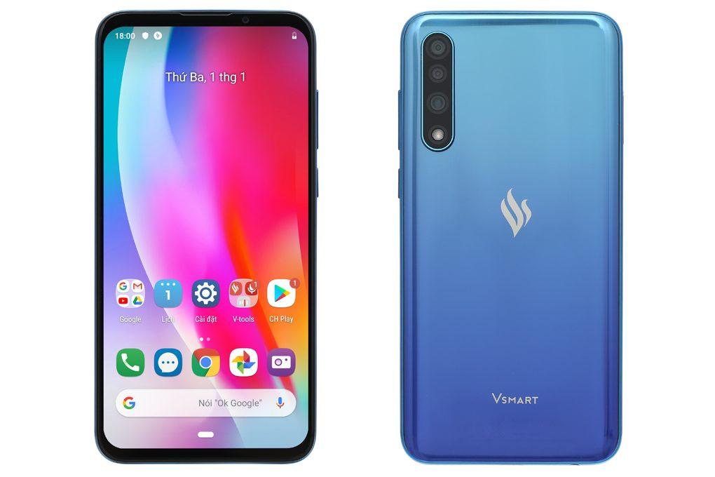 Vsmart Live - Смартфон от создателя полуфабриката лучше Redmi Note 8 Pro (3)