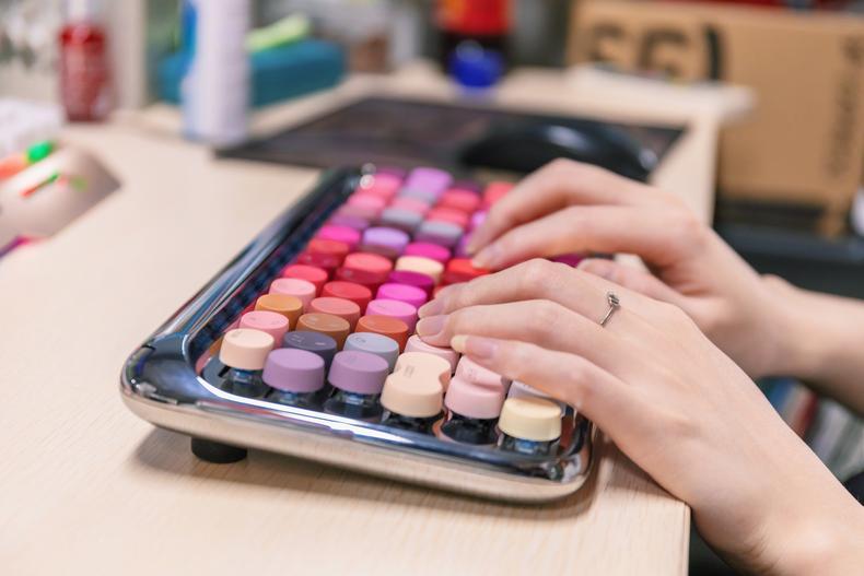 Выпущена «женская» клавиатура Xiaomi Lufei – характеристики, цена, особенности