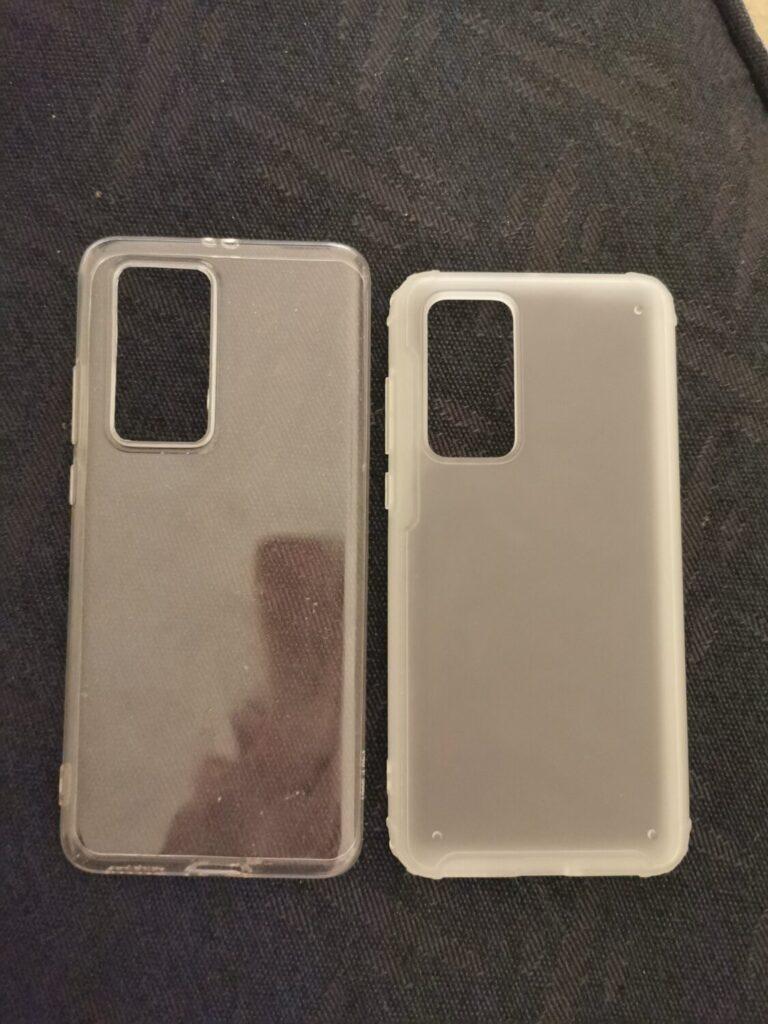 Чехлы для Huawei P40 и P40 Pro - габариты P40 очень схожи с Honor 20
