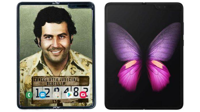 Escobar, Galaxy – какая разница, если FOLD один и тот же!