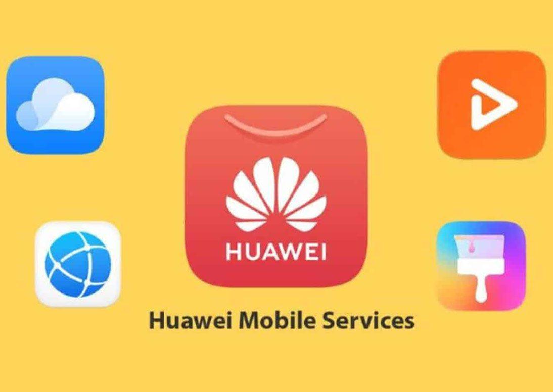 Huawei Mobile Services - аналог Google Play, который может объединиться с GDSA