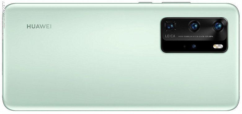 Huawei P40 Pro будет иметь камеру Leica