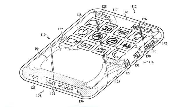 iPhone со стеклянным корпусом