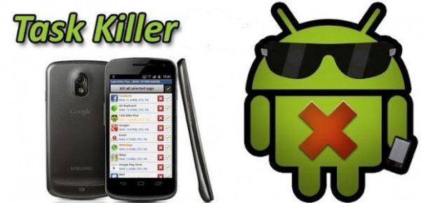 Как ускорить смартфон - удалить Task Killers