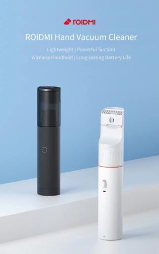 Компактный беспроводной пылесос от Xiaomi за 67 долларов