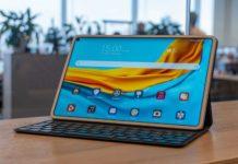 Компания Huawei выпустит MatePad Pro с беспроводной зарядкой