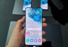 лучший в мире экран у Galaxy S20 Ultra