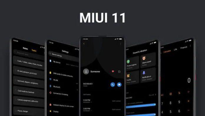 MIUI - глобальный темный режим станет еще темнее, как в iOS 13