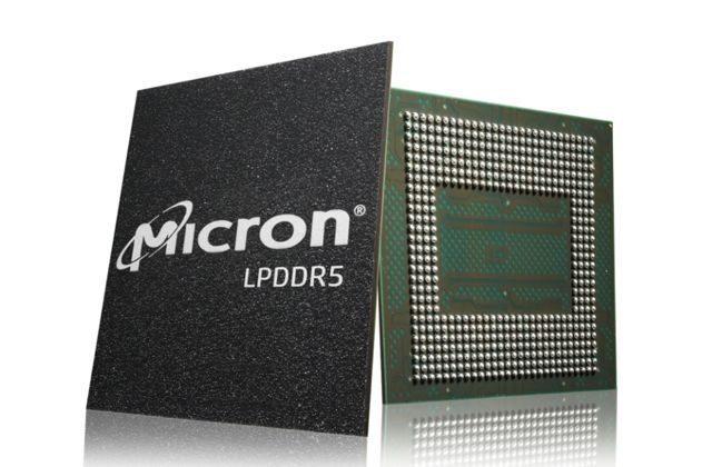 модуль памяти Micron Technology LPDDR5 для Xiaomi Mi 10