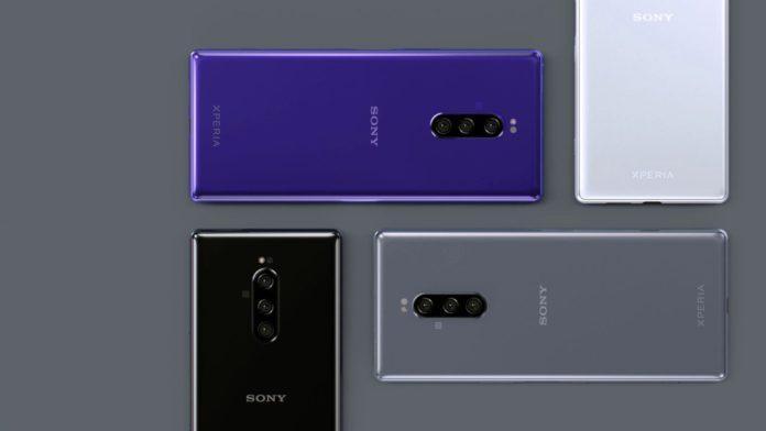 Sony Xperia 1 лауреат премии iF Design Award 2020