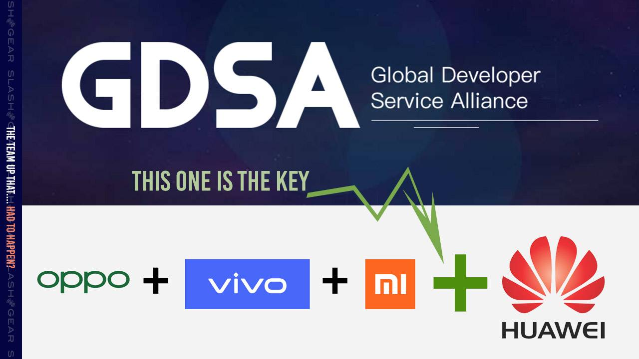 GDSA – глобальный альянс разработчиков контента заменит Google Play