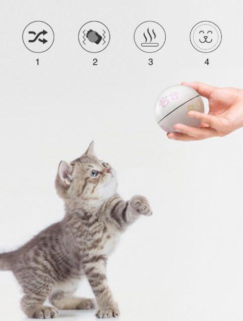 Удивительная игрушка для кошек от Xiaomi