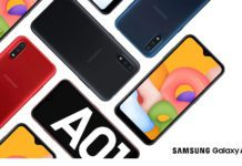 Вышел Samsung Galaxy A01 – основной конкурент «хитовых» Redmi