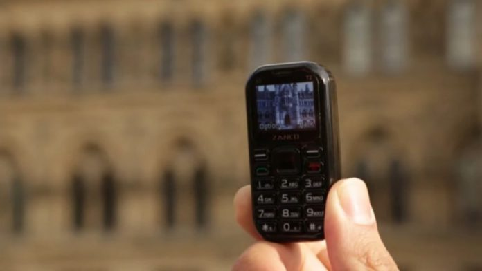 Вышел второй микротелефон компании Zanco – Tiny T2