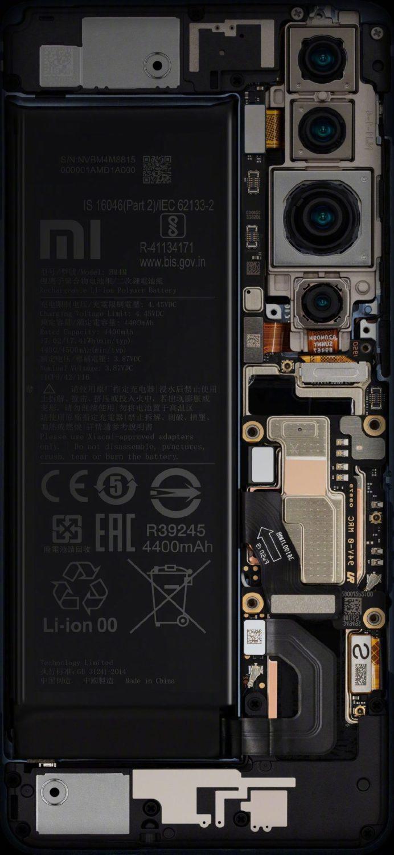 Новые обои для Xiaomi Mi 10 Pro