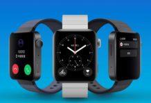 Xiaomi Mi Watch получили поддержку iOS