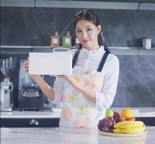 Xiaomi выпустила устройство для очистки продуктов