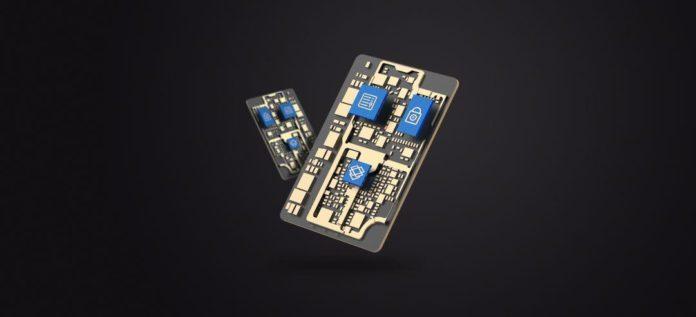 Xiaomi подала на sim-карту с картой памяти в одном корпусе