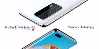 Представлена серия смартфонов Huawei P40