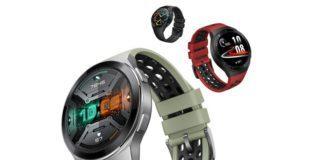 Huawei Watch GT 2e - смарт-часы спортивного тип увидели свет