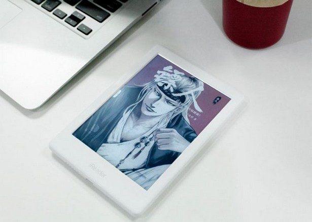 Ноу-хау в сфере электронных книг - E Ink создали цветной дисплей