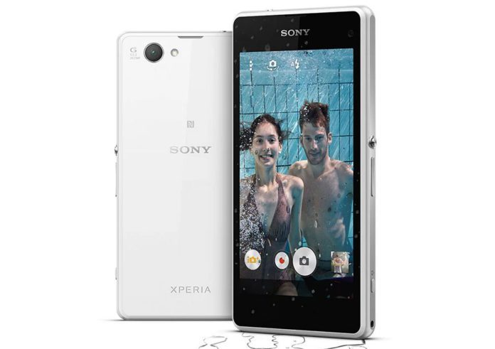 Sony Xperia Z1 Compact с 2014 года