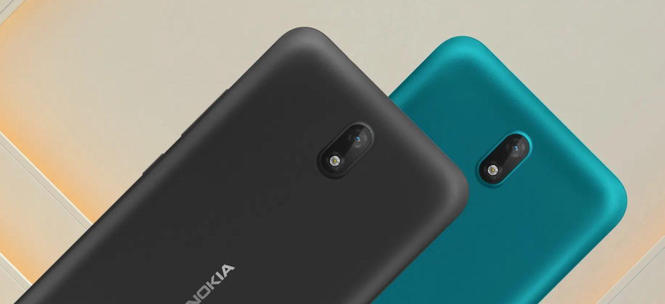 Вышел сверхбюджетный Nokia C2, который лучше C1 по ряду показателей