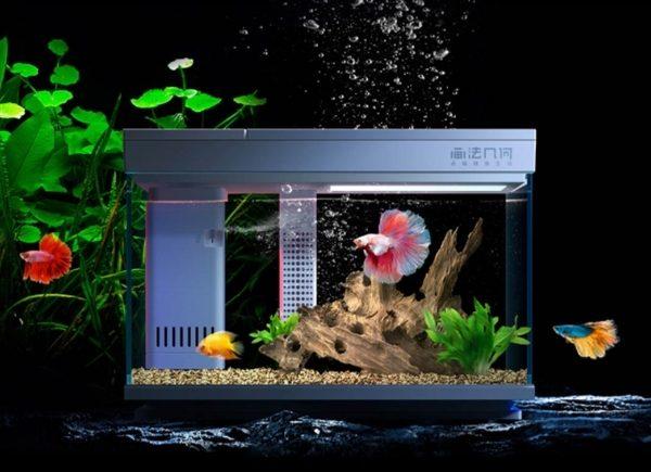 Xiaomi представила новый аквариум
